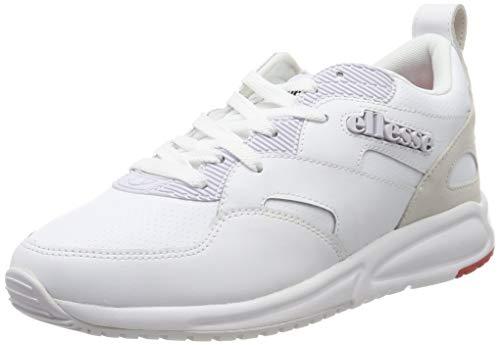 ellesse Herren Potenza Sneaker, Weiß White Wht, 44.5 EU