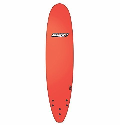 Surfboard BUGZ Surf. Softboard 8.0Wide Body Mini Malibu Soft Top Deck by Bugz