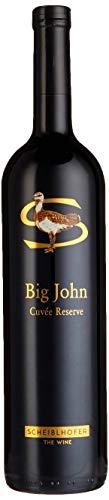 Scheiblhofer Big John Cuvée Reserve 2017 Zweigelt trocken (1 x 0.75 l)