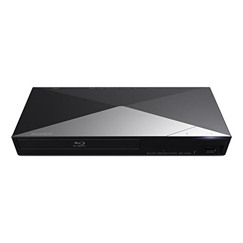 Sony BDP-S4200 3D Smart Blu-ray Disc Player with USB Input - Multi Region on DVD Side only + Gold Plated 1.5M HDMI Cable