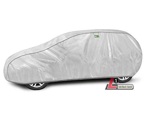 Kegel Blazusiak Vollgarage Ganzgarage Wasserdicht - Silver L1 geeignet für OPEL Astra II (G) Hatchback/Kombi