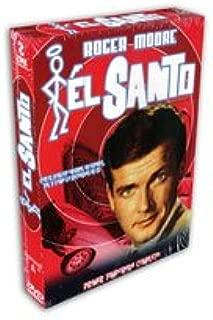 El Santo Primer Temporada Completa - The Saint First Season DVD BOX