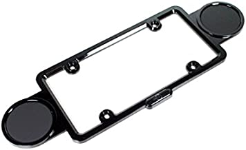 GoBadges MS007 Magnetic License Plate Badge Holder/Easy-to-Install/Weather-Proof and Car-wash Safe