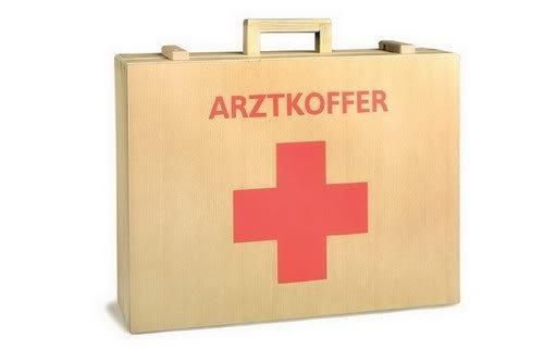 La valise de docteur