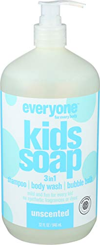 Eo, Soap Kids Unscented, 32 Fl Oz