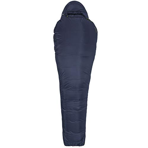 Marmot Ultra Elite 30 Long Sac de Couchage Mixte Adulte, Gris, FR Unique (Taille Fabricant : 198 cm)