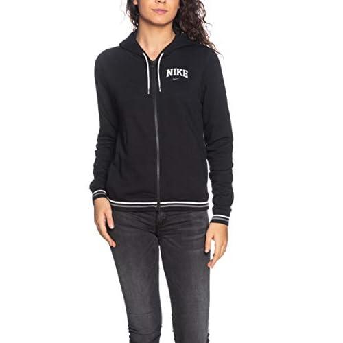311TSUKxt3L. SS500  - Hoodie Zip Woman's Black BV3984010