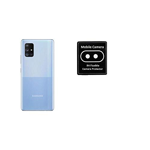 ULSE HighQuality Mobile Camera Lens Protector Compatible for Samsung Galaxy A71 5G