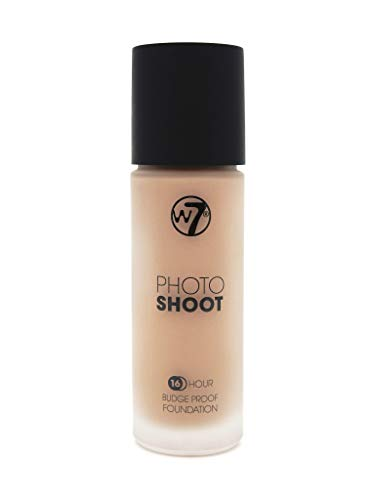 W7 | Foundation | PHOTO SHOOT BUFF | Full Coverage, Lightweight and Long Lasting