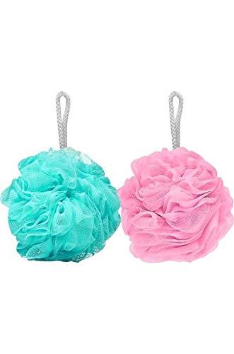 MultiCart® luffah Soft Sponge scrubber Bathing Body Wash Puff luffa for Men Women Baby kids loofah
