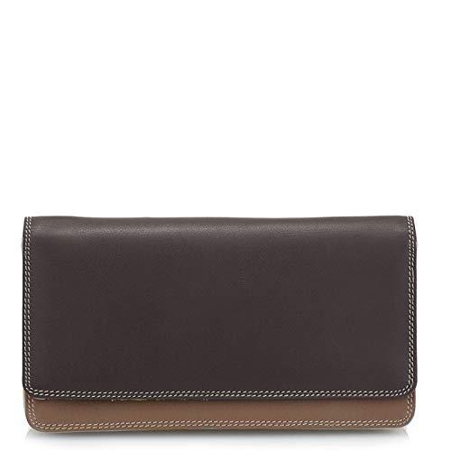 portafoglio donna in pelle - Mywalit - medium matinee purse wallet - 237-128 - mocha