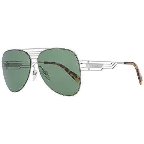 Just Cavalli - - All - Silver Unisex Sunglasses - Default Title