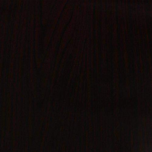 Rouleau adhésif décoratif 45cm x 2m Bois Vernis Foncé