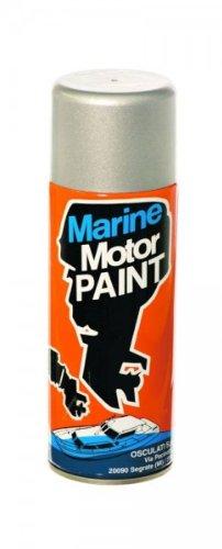 Osculati Motor Farbspray Mariner/Mercury Phantom schwarz 52.125.80