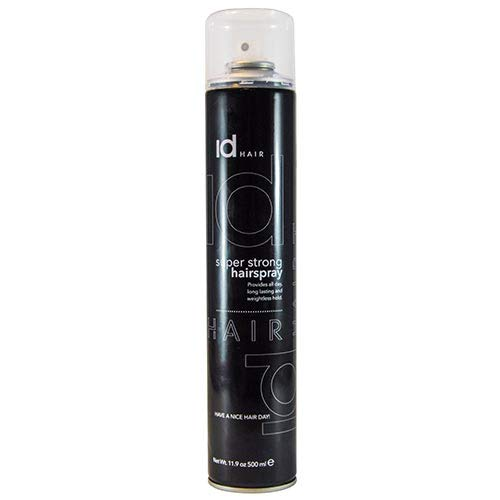 id Hair Super Strong Hairspray 500 ml