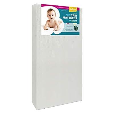 Milliard Premium Memory Foam Mattress