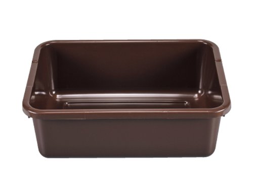 "Cambro (21157CBP131) 15"" x 21"" Deep Bus Box - Poly Cambox"