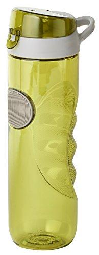 Thermo Rex X-Treme Trinkflasche | 780ml | grün | aus BPA-freiem Kunststoff | nahezu bruchsicher und wiederverwendbar | mit Clip-Deckel | Sportflasche | Wasserflasche