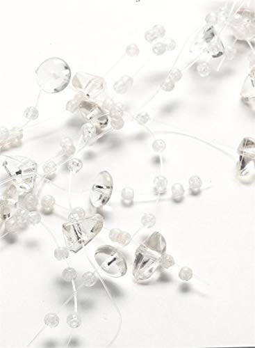 Beaded Garland (Clear)