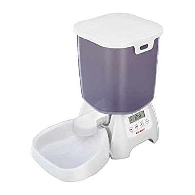 Ani Mate Cat Mate C3000 Automatic Dry Food Feeder for Cats & Small Dogs