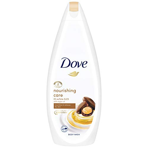 Dove Duschgel Nourishing Care & Oil - 750 ml