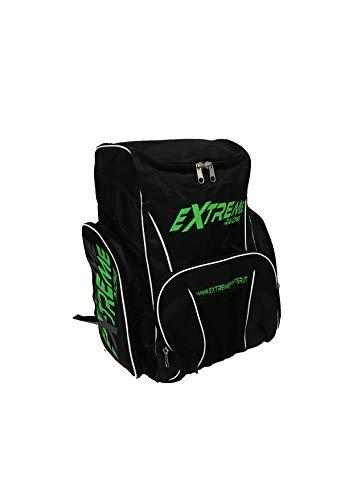 Extreme Winter Equipment Extrem, Zaino da Sci Portascarponi Unisex – Adulto, Black, Taglia Unica