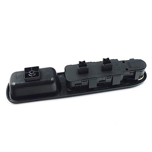CROSYO 1pc Master Window Control Interruptor Botón Plegable eléctrico OE 6554.KT for Peugeot 307 CC 2003-2008 307 SW 2002-2014 307 Break (Color : New Connector)