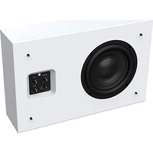Cheapest Prices! Gallo Acoustics Gallo ProfileSub 150W Subwoofer | Satin White