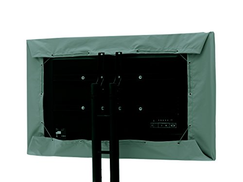 50 Inch Outdoor TV Cover (Front Half Cover) - 12 sizes available