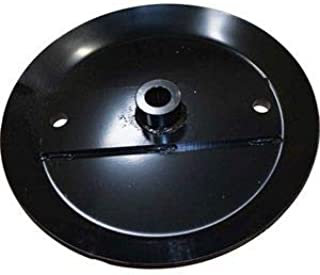 40HP Stump Jumper Pan w/ 12 Spline Tapered Hub for 4', 5', 6' & 8' Cutters Farmer Bob's Parts 39031