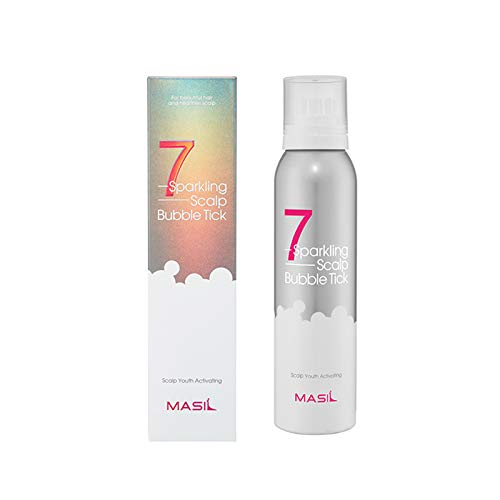 Masil7 Sparking Scalp OFFicial shop Bubble Tick Cleansin Las Vegas Mall Root Hair Growth