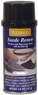 Meltonian Suede/Nubuck Color Renew / Conditioner Spray 4.5 oz. (127 g.) DARK BROWN by Meltonian