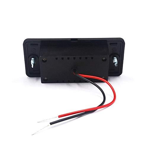 Yuchang LLPing Cargador de automóviles DIY Cable Corto RV Bus Modificado Auto Cargador Interior Doual USB Cargador 4.8A /3.1a (Radom Color Entrega) pingpingyuan (Color : Output Current 3.1A)