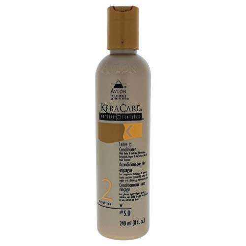 Avlon Keracare Natural Textures Leave In Conditioner for Unisex, 8 Ounce