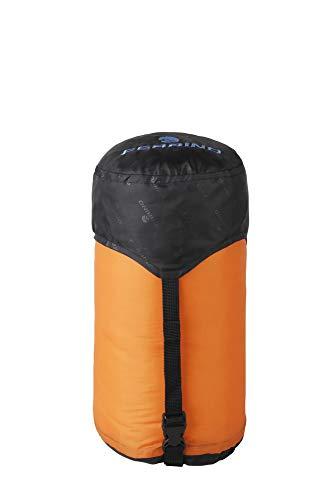 Ferrino, Sacca a Compressione, Sacca per saccoletto, Unisex, Arancione, 25 X 60