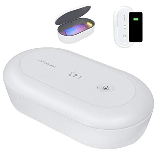 $9.67 Phone Sanitizer Box Use promo code: PTKUESJT There is no quantity limit