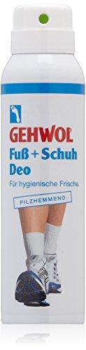 Gehwohl Fuss+Schuh Deo Pilzhemmend 150ml