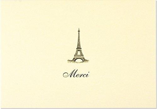 Merci Thank You Notes (Stationery, Note Cards)