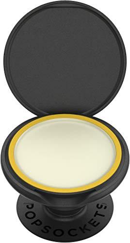 PopSockets: PopGrip Labbra x Burt's Bees - Supporto espandibile e Impugnatura per Smartphone e Tablet con Un Burt's Bees Lip Balm Swappable PopTop - Night Hive Gloss