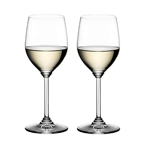 Riedel 6448/05 Wine Series Chardonnay Glass, Set of 2, Clear