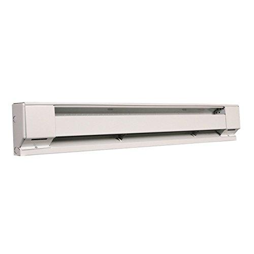 Fahrenheat F2543 240 volt 750 Watt Electric 36-Inch Baseboard Heater, White