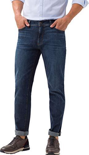 BRAX Herren Style Cadiz Blue Planet Five Nachhaltige Pocket-Jeans, Lake Water, 38W / 32L