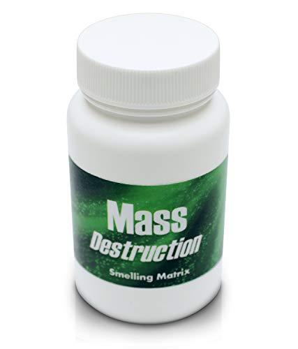Mass Destruction Riechsalz, Ammoniak für Kraftsport, Fitness und als Skill für DBT