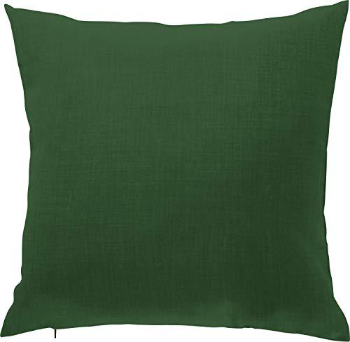 Sander Kissenhülle Loft grün Größe 50x50 cm