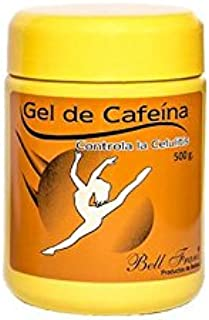 Made In Colombia Colombian Caffeine Gel/Reductor Gel De Caffeine 17.6 Oz 500g