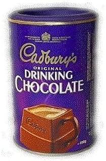 Cadbury's Drinking Chocolate (2 - 250 Gram Canisters) by Cadbury