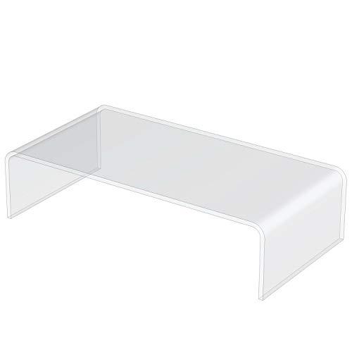 Acryl-Ständer, klarer Kunststoff, Präsentationsständer 20cm*10cm*5cm