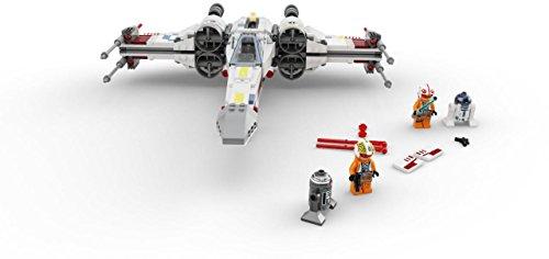X-Wing Starfighter Luke Skywalker LEGO Star Wars 75218 - 730 Pièces - 5