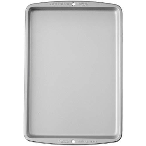 Wilton Industries 13.25x9.25 Cookie Pan, Small, Steel