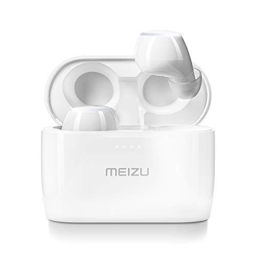 MEIZU POP 2S - Auriculares inalámbricos con Bluetooth, control táctil y funda...